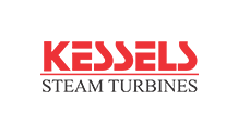 Kessels Steam Turbines