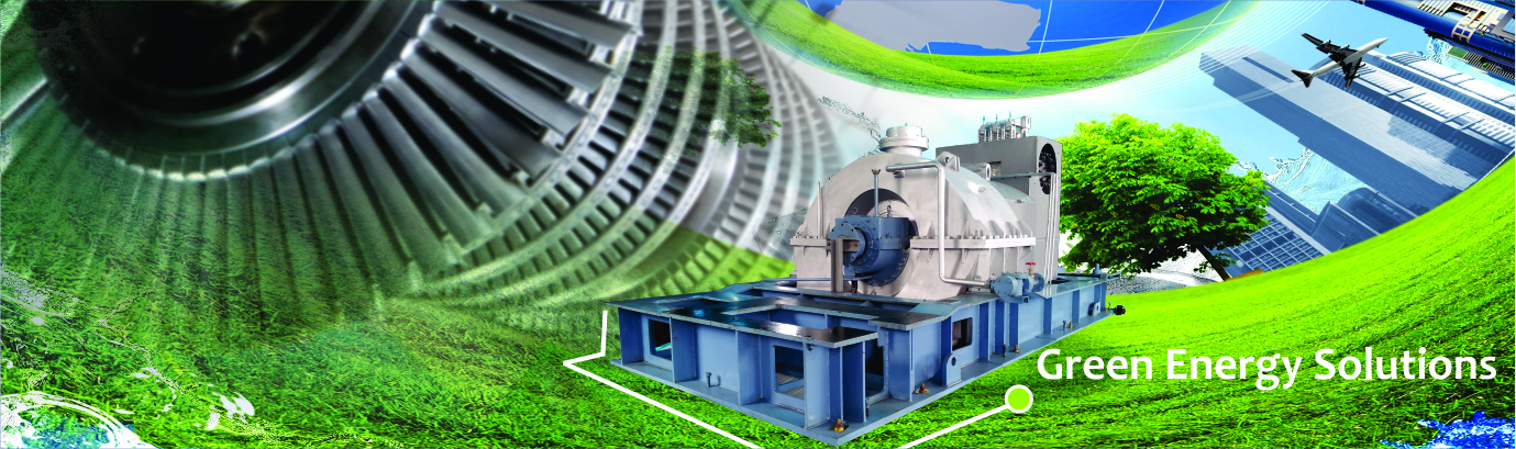 Green Steam Turbine Solutions