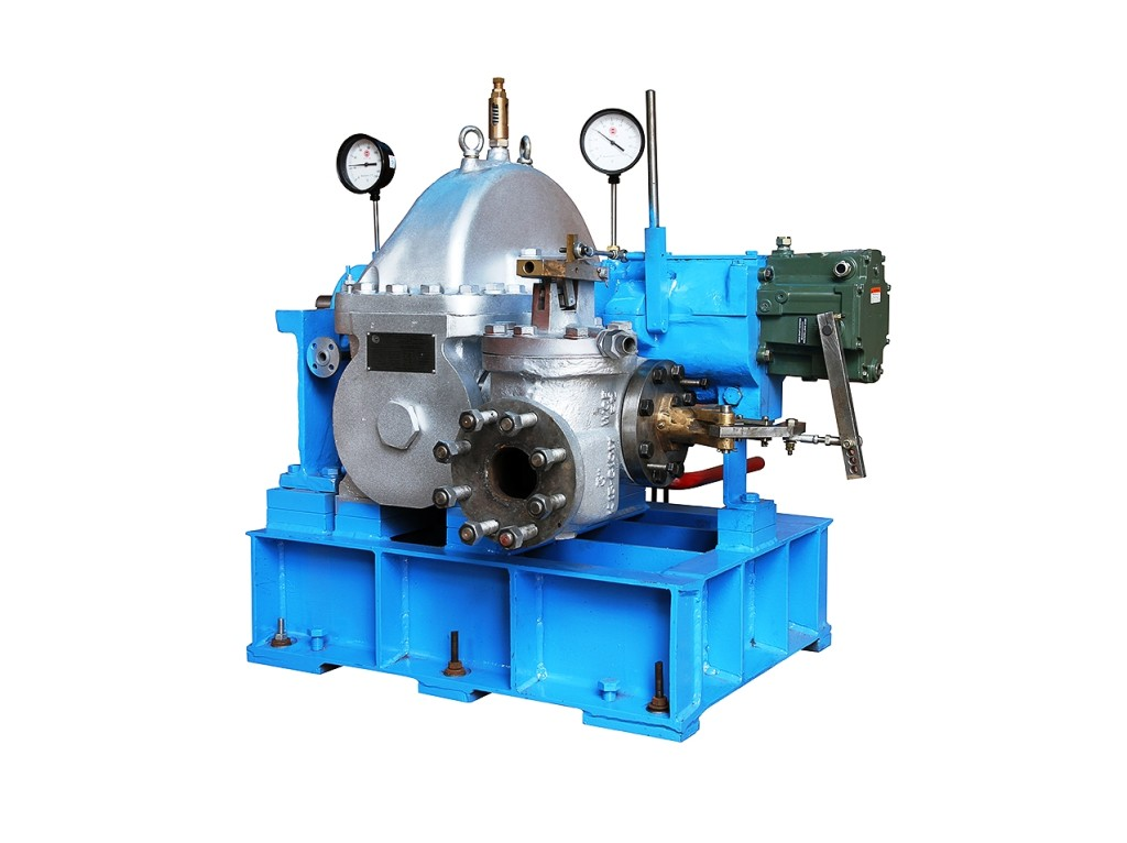 API-611 Compliant Single Stage Steam Turbine