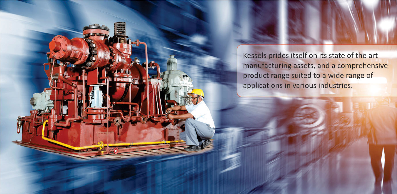 Kessels: Leaders in Steam Turbines Manufacturing, Power Plant Equipment