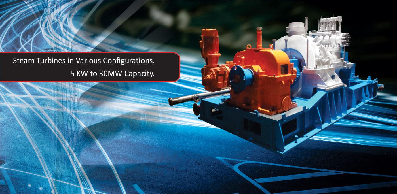 Kessels: Leaders in Steam Turbines Manufacturing, Power Plant Equipment